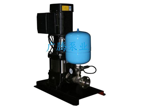 立式多级全自动恒压变频水泵