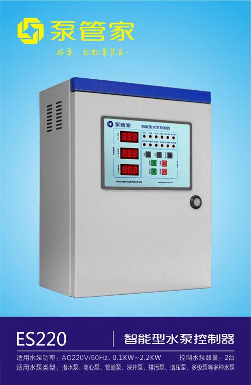 潜水排污泵控制箱(一控二)